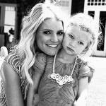 Jessica Simpson's Daughter Turns 3